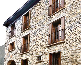 Pension Panticosa - Panticosa - Building