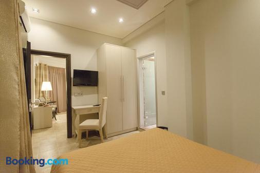 Hotel Aheron - Ammoudia - Bedroom