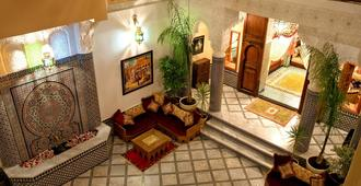 Riad-Boutique Borj Dhab - Fez - Banquet hall
