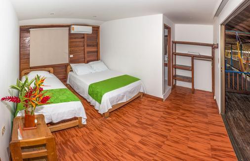 Playa de Oro Lodge - Mutis - Bedroom