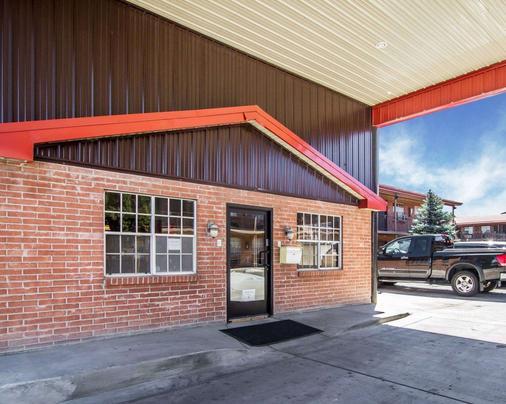 Rodeway Inn - Prescott - Toà nhà