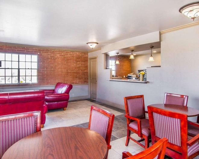Rodeway Inn - Prescott - Wohnzimmer