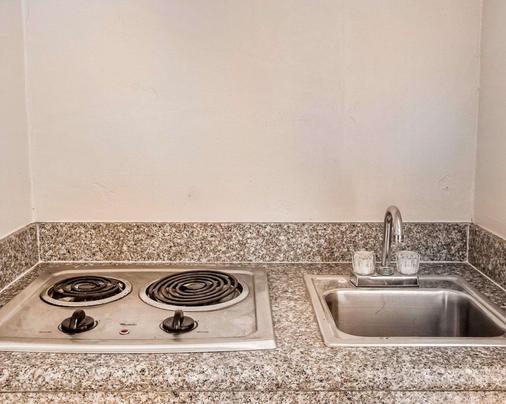 Rodeway Inn - Prescott - Phòng bếp