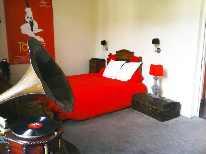 Auberge du Puits - Souillac - Bedroom