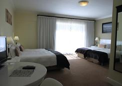 The New Tulbagh Hotel - Cape Town - Bedroom