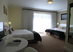 新塔爾巴赫酒店 - 開普敦 - 開普敦 - 臥室