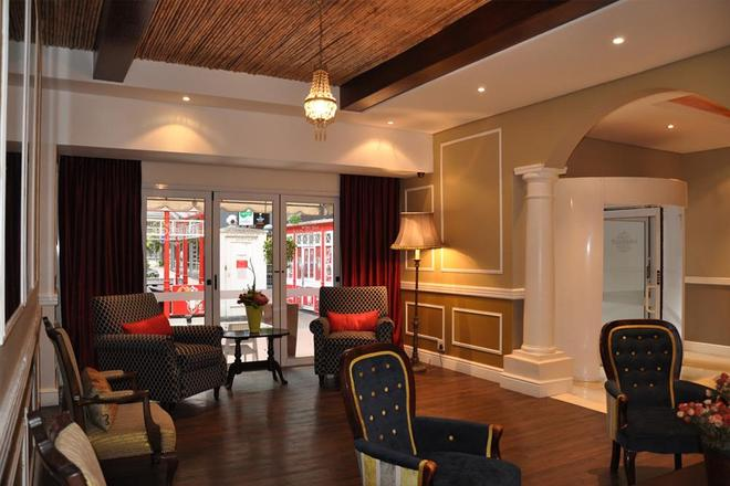 The New Tulbagh Hotel - Cape Town - Living room