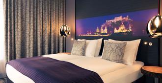 美居薩爾茨堡城市酒店 - 薩爾斯堡 - 薩爾玆堡 - 臥室