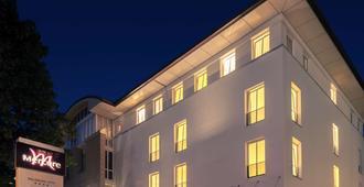 美居薩爾茨堡城市酒店 - 薩爾斯堡 - 薩爾玆堡 - 建築
