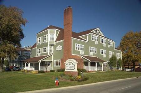 Ivy Court Inn & Suites - South Bend - Κτίριο