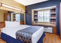 Microtel Inn & Suites by Wyndham Dickson City/Scranton - Dickson City - Schlafzimmer