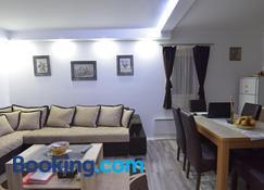 Vila Zagorka kopaonik - Kopaonik - Oturma odası