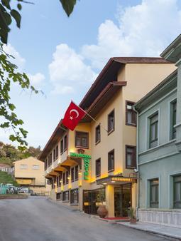 Boyuguzel Termal Hotel - Bursa - Rakennus