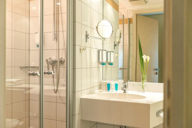 Essential by Dorint Köln-Junkersdorf - Cologne - Phòng tắm