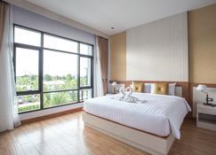 Eireann Boutique Hotel - Prakhon Chai - Bedroom