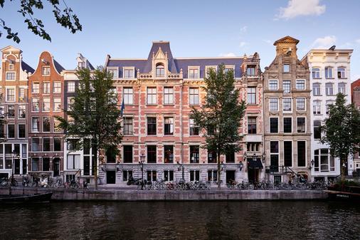 The Hoxton, Amsterdam - Amsterdam - Rakennus