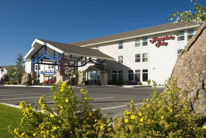 Hampton Inn Butte - Butte - Building