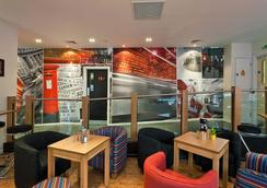 Yha London St Pancras - London - Resepsjon