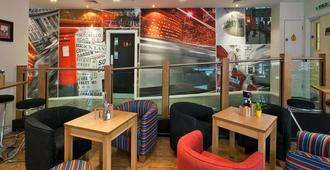 Yha London St Pancras - Лондон - Лобби