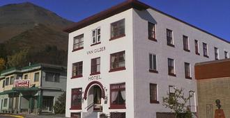 Van Gilder Hotel - Seward - Gebäude