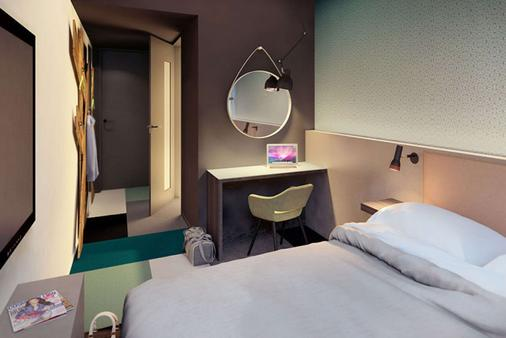 Comfort Hotel Xpress Central Station - Oslo - Soverom