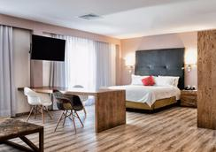 Stain Hotels - Irapuato - Bedroom