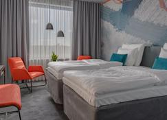 Break Sokos Hotel Flamingo - Vantaa - Sypialnia