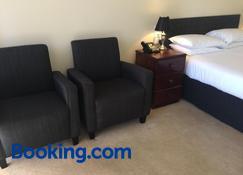 Ballarat Colonial Motor Inn & Apartments - Ballarat - Bedroom