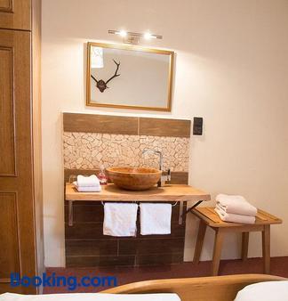 Deva Hotel-Restaurant Fischerwirt - Ruhpolding - Phòng tắm