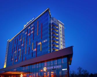 Radisson Hotel Chelyabinsk - Čeljabinsk - Building