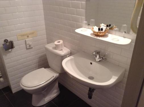 Patritius - Bruges - Bathroom