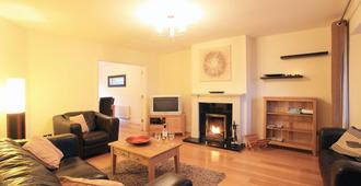 O'Donnabhain's Guesthouse - Kenmare - Sala de estar