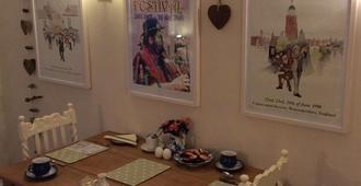 Old Street B&B - Worcester - Dining room