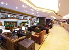 The Salisbury - Ymca Of Hong Kong - Hongkong - Lobby