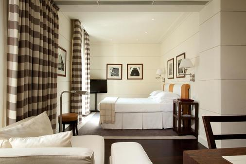 Gallery Hotel Art - Lungarno Collection - Florence - Bedroom