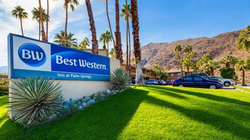 Best Western Inn at Palm Springs - Palm Springs - Gebäude