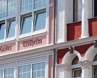 Hotel Kaiser Wilhelm - Bansin - Edificio