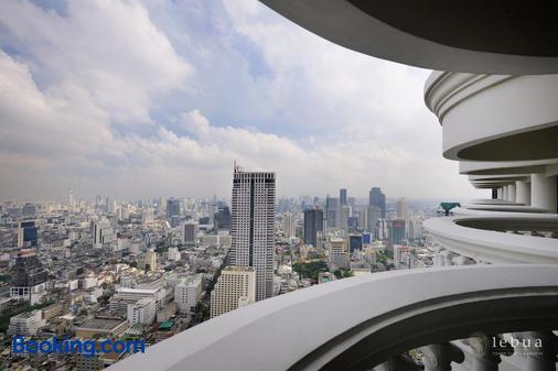 蓮花塔樓俱樂部 - 曼谷 - 陽台
