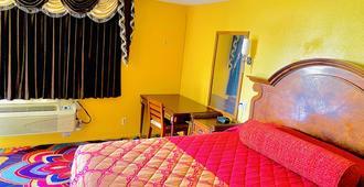 A Fisher's Inn Motel - Las Vegas - Bedroom