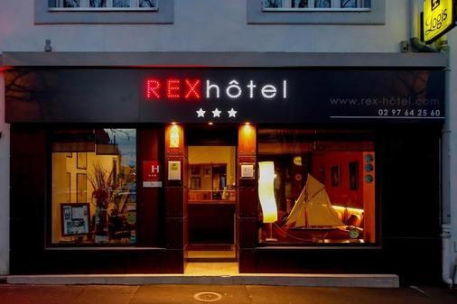 Rex Hotel - Lorient - Building