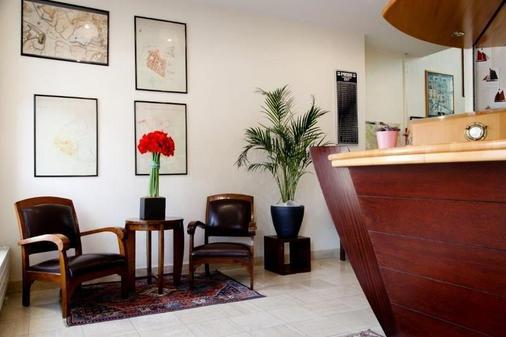 Rex Hotel - Lorient - Front desk