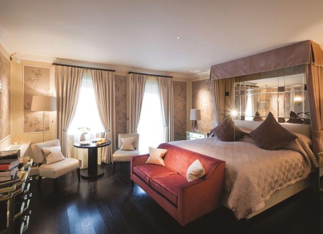 Belmond Le Manoir aux Quat'Saisons - Оксфорд - Спальня