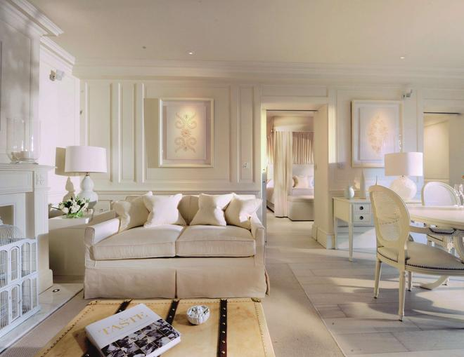 Belmond Le Manoir Aux Quat'Saisons - Oxford - Living room