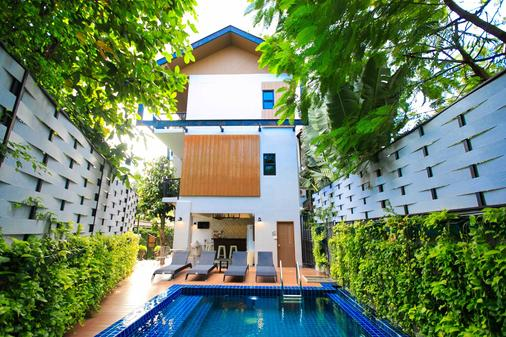 Wealth Boutique Hotel - Chiang Mai - Toà nhà