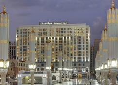 Anwar Al Madinah Mövenpick Hotel - ดีนะห์ - อาคาร