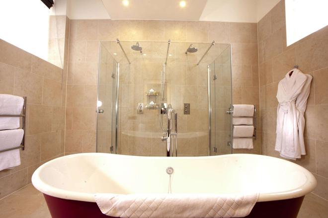 The Grand Hotel & Spa - York - Kylpyhuone