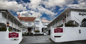 Motel Mayfair on Cavell - Hobart - Building