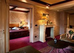 Hotel Roc Blanc - Les Escaldes - Wohnzimmer