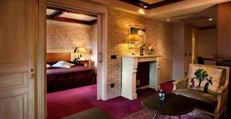 Hotel Roc Blanc - Les Escaldes - Sala de estar
