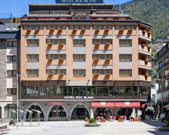 Hotel Roc Blanc & Spa - Ескальдес-Енгордань - Building